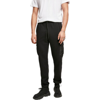 Pantaloni Urban Classics Commuter Black
