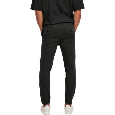 Pantaloni Urban Classics Knitted Chino Denim 1