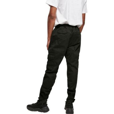 Pantaloni Urban Classics Military Jogg Black 1