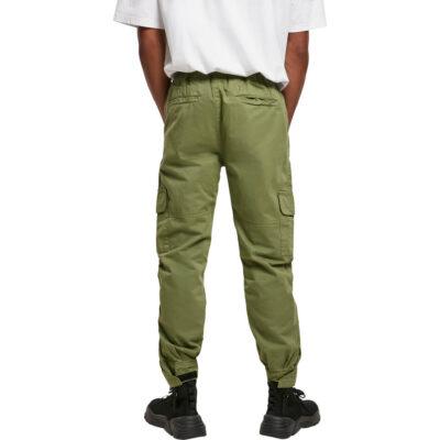 Pantaloni Urban Classics Military Jogg Newolive 1