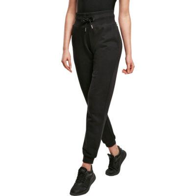 Pantaloni Urban Classics Organic High Waist