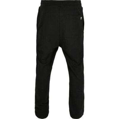 Pantaloni Urban Classics Organic Low Crotch Black 1