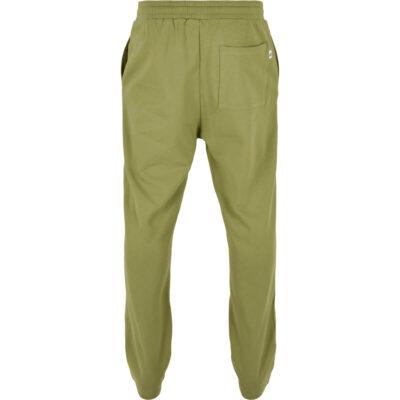 Pantaloni Urban Classics Organic Low Crotch Olive 1