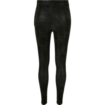 Pantaloni Urban Classics Washed Faux Leather 1