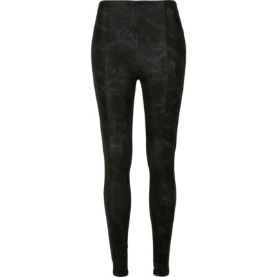 Pantaloni Urban Classics Washed Faux Leather