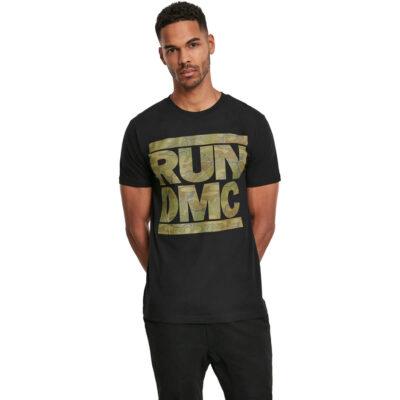 Tricou Run DMC Camo
