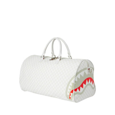 Sprayground Sharks in Paris Mean & Clean Duffle Bag 1