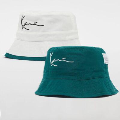 Bucket Hat Karl Kani Signature Reversible