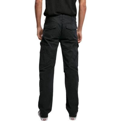 Pantaloni Brandit Adven Slim Fit Cargo Black 1