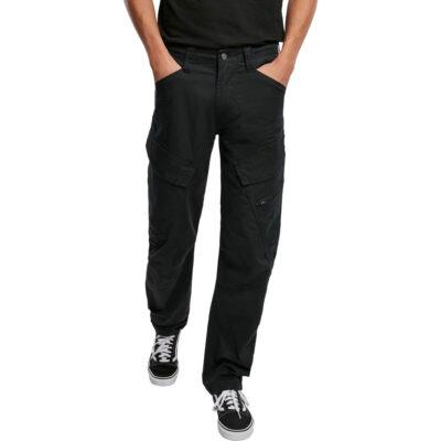 Pantaloni Brandit Adven Slim Fit Cargo Black