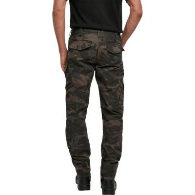 Pantaloni Brandit Adven Slim Fit Cargo Dark Camo 1