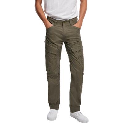 Pantaloni Brandit Adven Slim Fit Cargo Olive