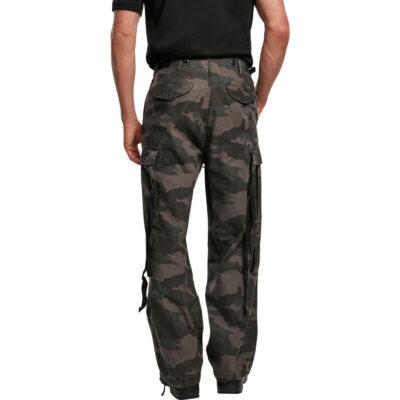Pantaloni Brandit M-65 Vintage Cargo Dark Camo