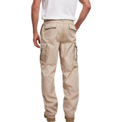 Pantaloni Brandit Thermal US Ranger Cargo Beige