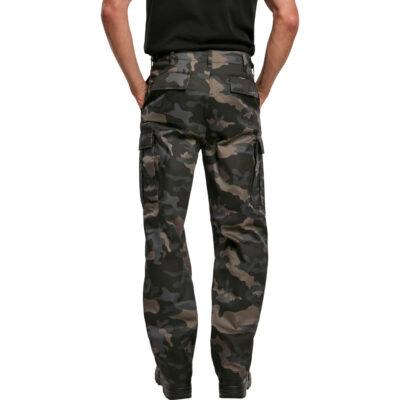 Pantaloni Brandit Thermal US Ranger Cargo Dark Camo 1