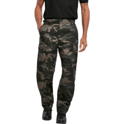 Pantaloni Brandit Thermal US Ranger Cargo Dark Camo