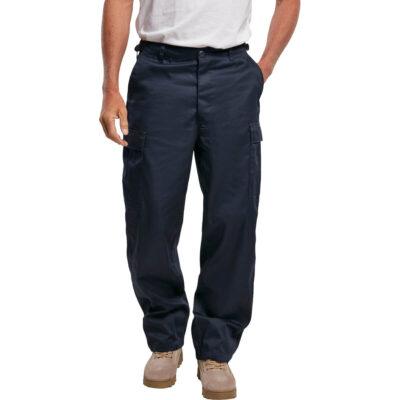 Pantaloni Brandit Thermal US Ranger Cargo Navy