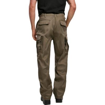 Pantaloni Brandit Thermal US Ranger Cargo Olive 1
