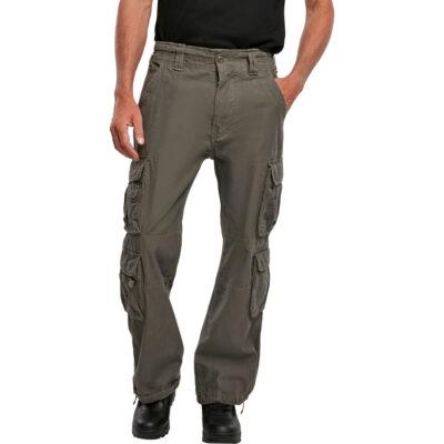 Pantaloni Brandit Thermal US Ranger Cargo Olive