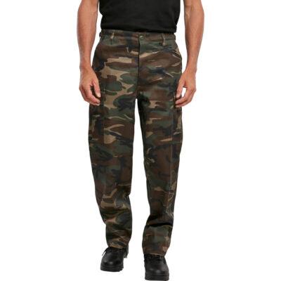 Pantaloni Brandit Thermal US Ranger Cargo Olive Camo 2