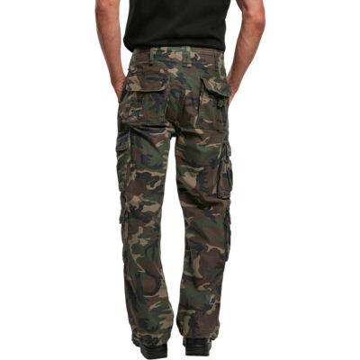 Pantaloni Brandit Vintage Cargo Dark Camo 1