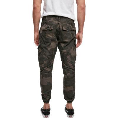 Pantaloni Ray Vintage Camo 1