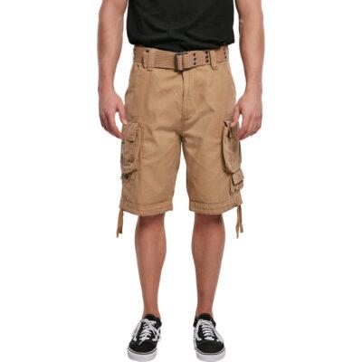 Pantaloni scurti Brandit Savage Vintage Cargo Beige
