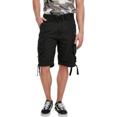 Pantaloni scurti Brandit Savage Vintage Cargo Black