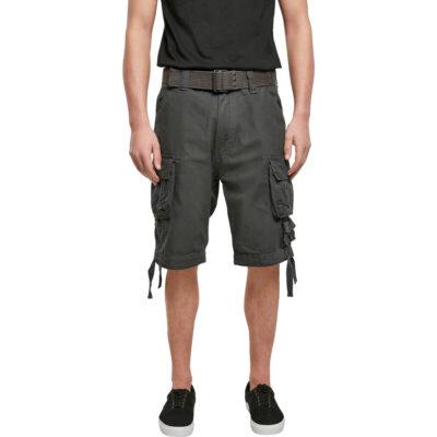 Pantaloni scurti Brandit Savage Vintage Cargo Charcoal 4