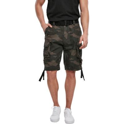 Pantaloni scurti Brandit Savage Vintage Cargo Dark Camo