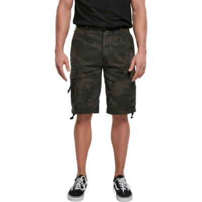 Pantaloni scurti Brandit Vintage Cargo Dark Camo 2