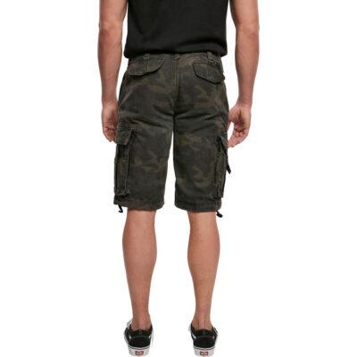 Pantaloni scurti Brandit Vintage Cargo Dark Camo