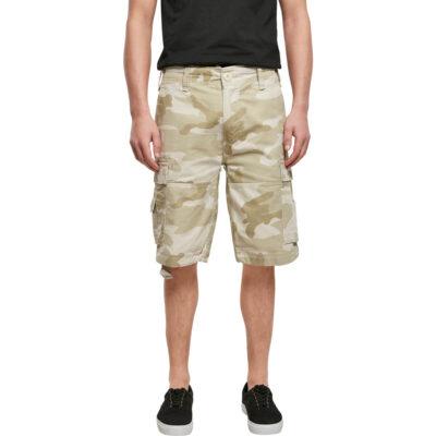 Pantaloni scurti Brandit Vintage Cargo Sand Camo 4