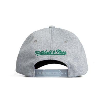 Sapca Mitchell & Ness snapback Boston Celtics grey 1