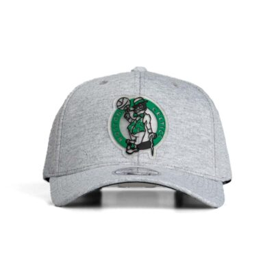 Sapca Mitchell & Ness snapback Boston Celtics grey