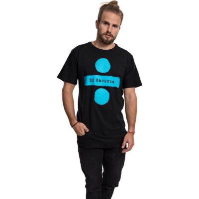 Tricou Ed Sheeran Divide Logo