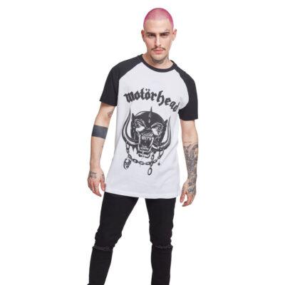 Tricou Motörhead Everything Louder Raglan