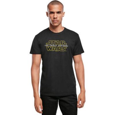 Tricou Star Wars Crawl Black 3