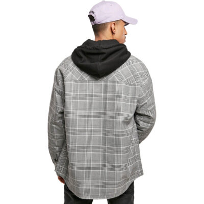 Jacheta Cayler & Sons Plaid Out Quilted Shirt 1