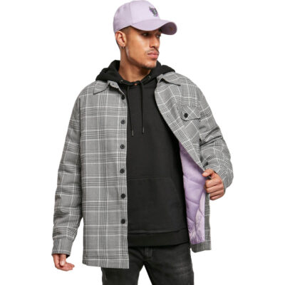 Jacheta Cayler & Sons Plaid Out Quilted Shirt