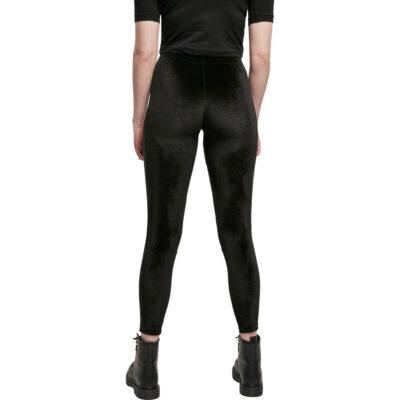 Pantaloni Urban Classics Velvet Tech Mesh 1